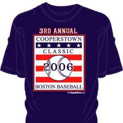 2006 Cooperstown Tee Shirt
