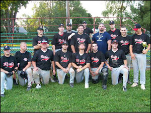 2008 Brockton Reds in Cooperstown