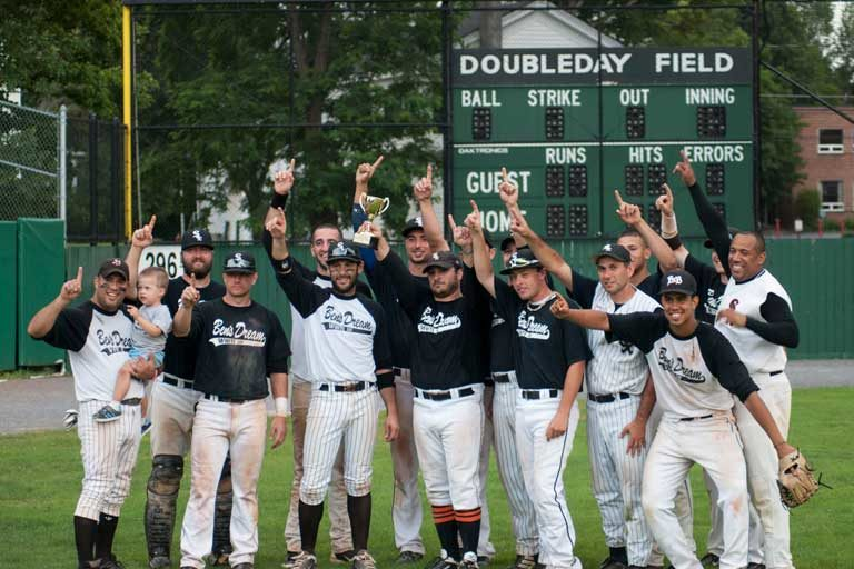 2013 Cooperstown Classic Champions: Ben's Dream White Sox
