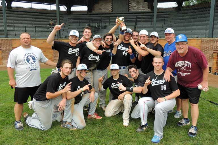 2015 Cooperstown Classic Champions: Garden City Grays