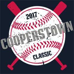 2017 Cooperstown Tee Shirt