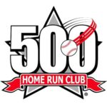 500 Home Run Club logo