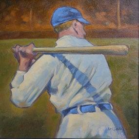 Gary Davis, Joe Jackson of the Chicago White Sox