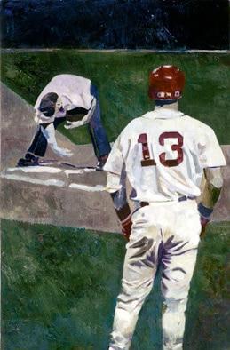 "Susan Miller-Havens, John Valentin of the Boston Red Sox: ""On Deck"""