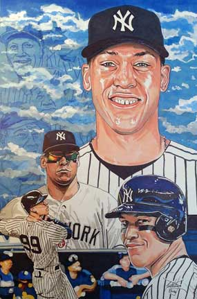 Neal Portnoy, Aaron Judge