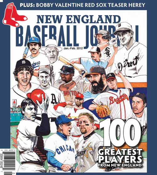 Neal Portnoy, New England Baseball Journal