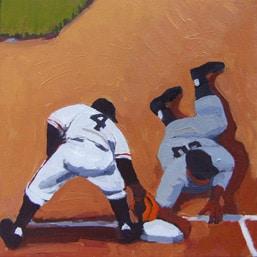Roger Patrick, Throw-over (Buck & Josh)