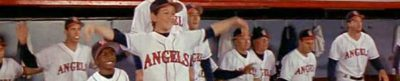Angels in the Outfield (1994) - Baseball Movie header