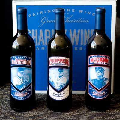 Atlanta Braves Charity Wines