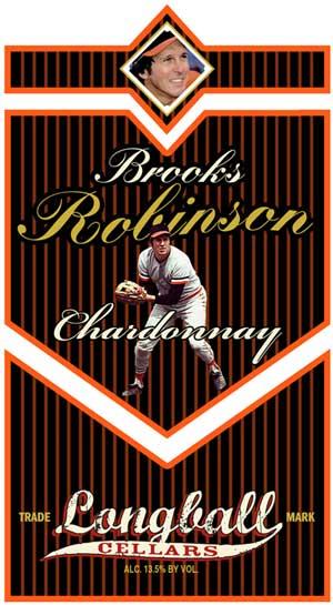 Brooks Robinson Chardonnay