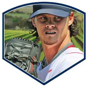 Clay Buchholz art