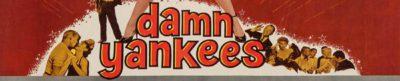 Damn Yankees 1958 header