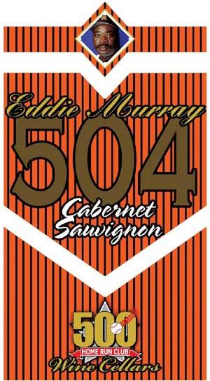 Eddie Murray 504 Cabernet Sauvignon
