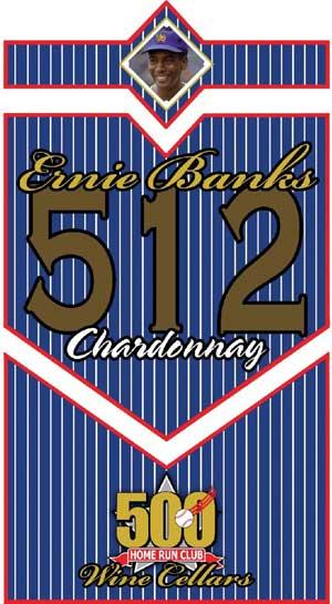 Ernie Banks 512 Chardonnay