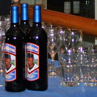 Jose ReJose Reyes Charity Winesyes Charity Wines