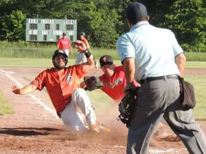 Safe or out? You make the call