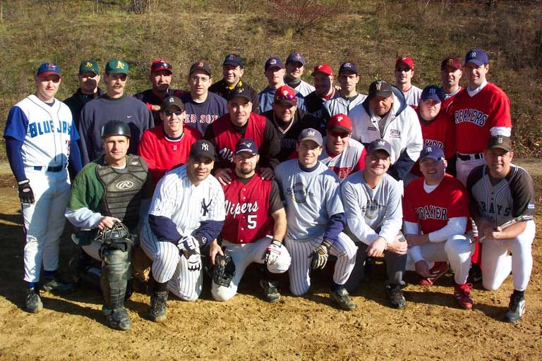 2004 Winterball MSBL Age 30+ players