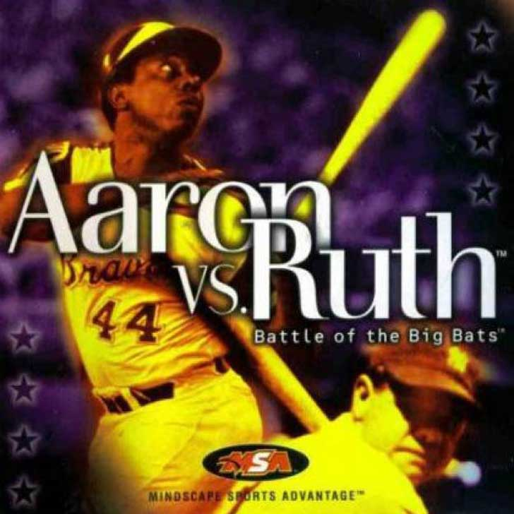 Aaron vs. Ruth: Battle of the Big Bats