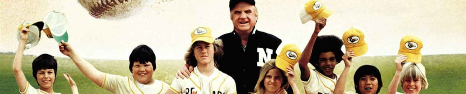 The Bad News Bears TV series - header