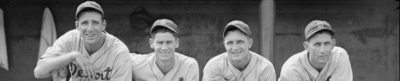 The Life and Times of Hank Greenberg - header