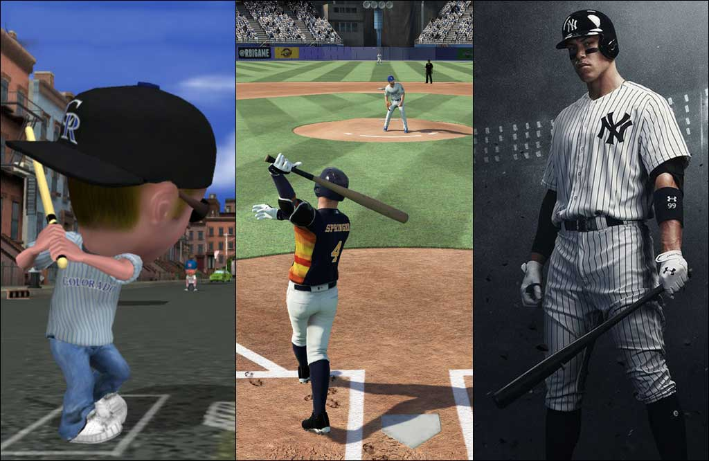 Baseball Video Games
