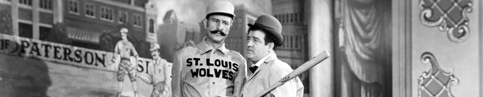 Who's On First: Abbott & Costello - header