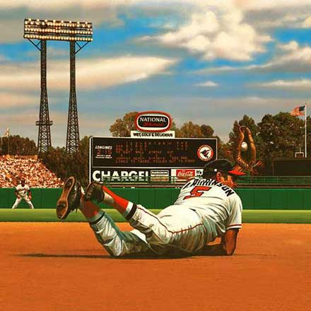 Bill Purdom: Brooks Robinson