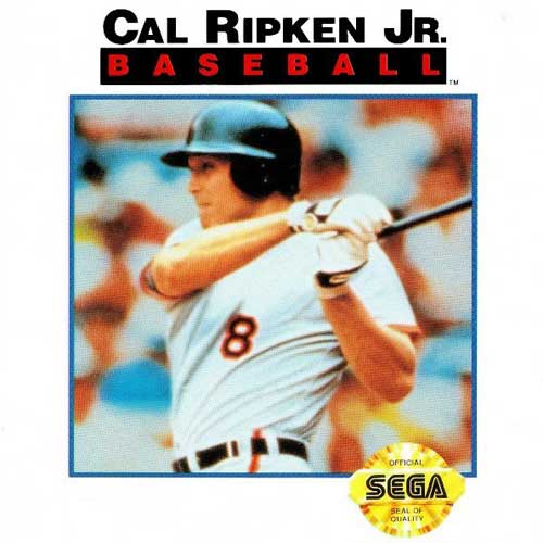 Cal Ripken, Jr. Baseball for Sega Genesis