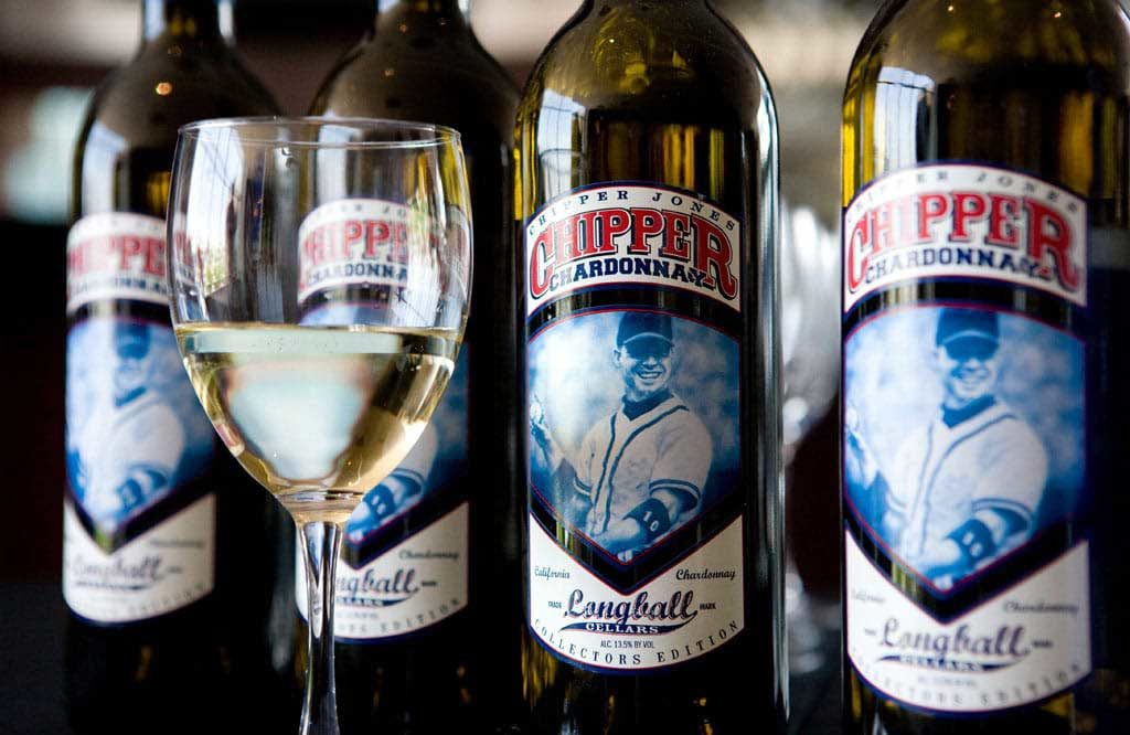 Charity Wines, Chipper Chardonnay