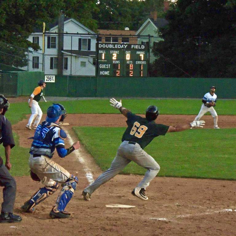 Cooperstown Classic Cover