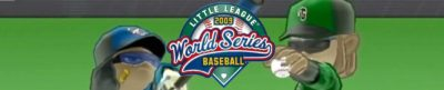 Little League Baseball: World Series - header