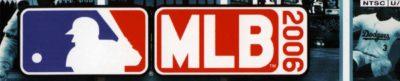 MLB 2006 - header
