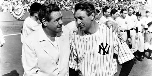 Pride of the Yankees (1942)