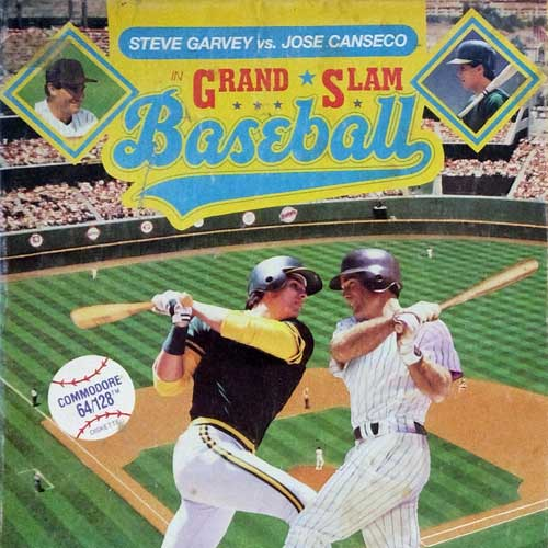 Steve Garvey in Grand Slam Baseball