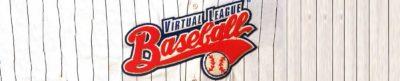 Virtual League Baseball - header