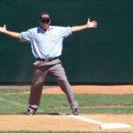 Alberto Collado, Baseball Umpire