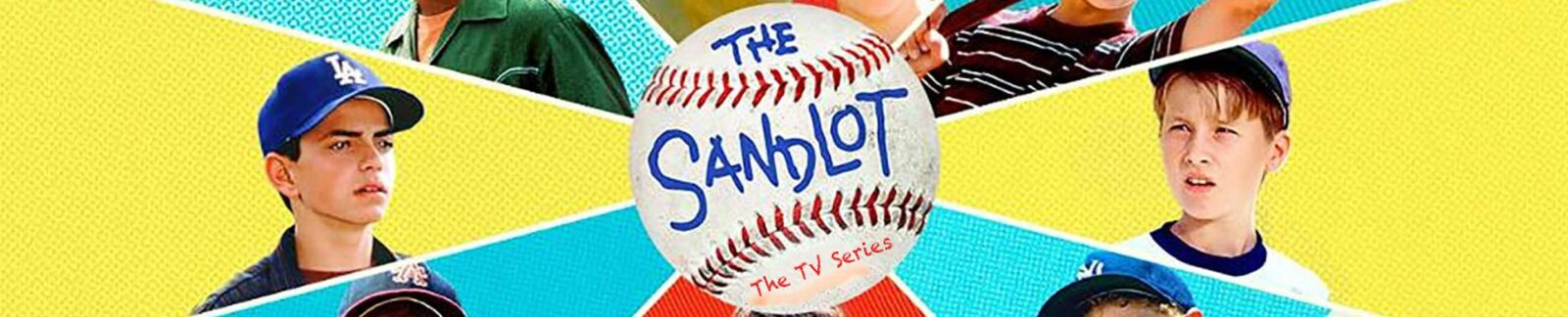 The Sandlot (TV series) - header