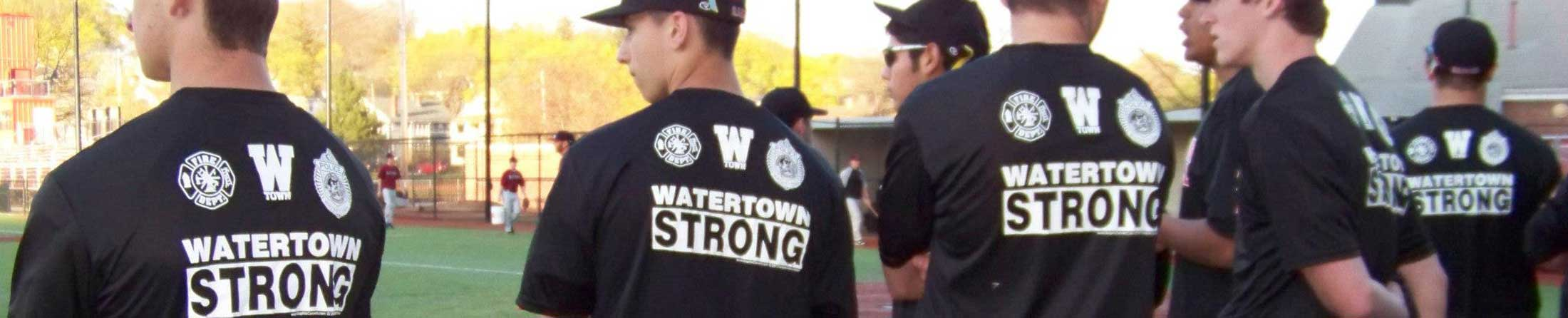 Watertown Strong Baseball - header
