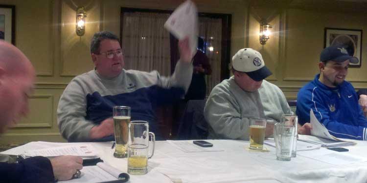 Yawkey Baseball League Winter Meetings