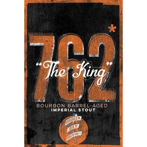 762* The King - Broken Bat Brewing Co.
