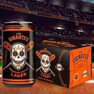 Los Gigantes Mexican Lager - Anchor Brewing