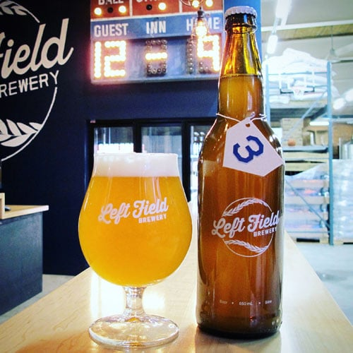 Anniversary No. 3 - Left Field Brewery