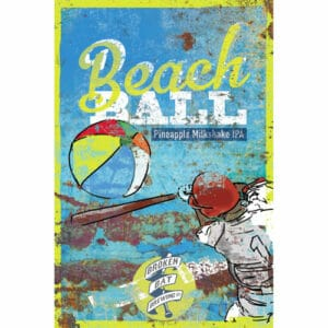 Beach Ball - Broken Bat Brewing Co.