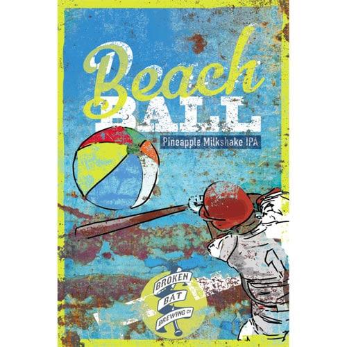 Beach Ball - Broken Bat Brewing Co.
