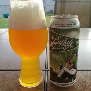 Frank Pale Ale, Buffalo Brewer Series, 2016