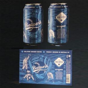Dayburner, Buffalo Brewer Series, 2019