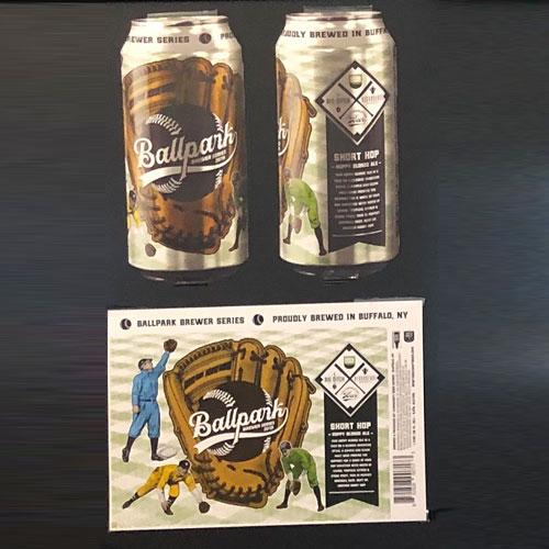 Short Hop, Buffalo Brewer Series, 2019