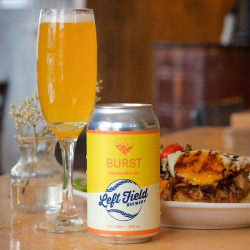 Burst - Left Field Brewery