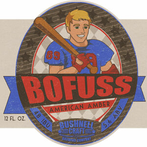 Bofuss American Amber - Bushnell Craft Brewing Company