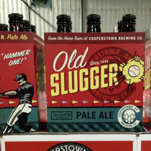Cooperstown Brewing Co. – Old Slugger Pale Ale